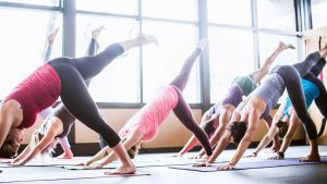 Conscious Vinyasa @ Redbud Fitness and Lifestyle Center
