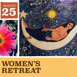 Seasonal Women's Retreat @ Birch Lodge (Private residence and gardens)